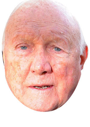 Stuart Hall Celebrity Face Mask FANCY DRESS HEN BIRTHDAY PARTY FUN STAG DO HEN