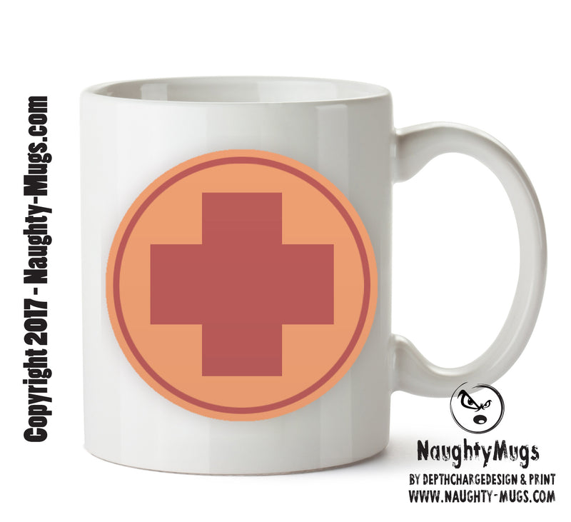Team Fortress 2 Medic - Gaming Mugs