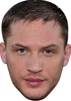 Tom Hardy Movie Star Face Masks Celebrity Face Mask FANCY DRESS HEN BIRTHDAY PARTY FUN STAG DO HEN