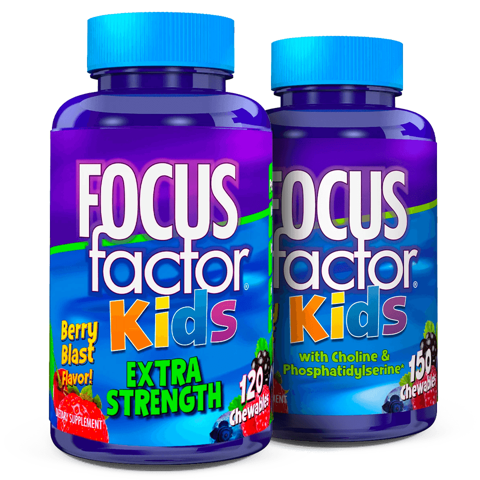 Focus Factor® Kids
