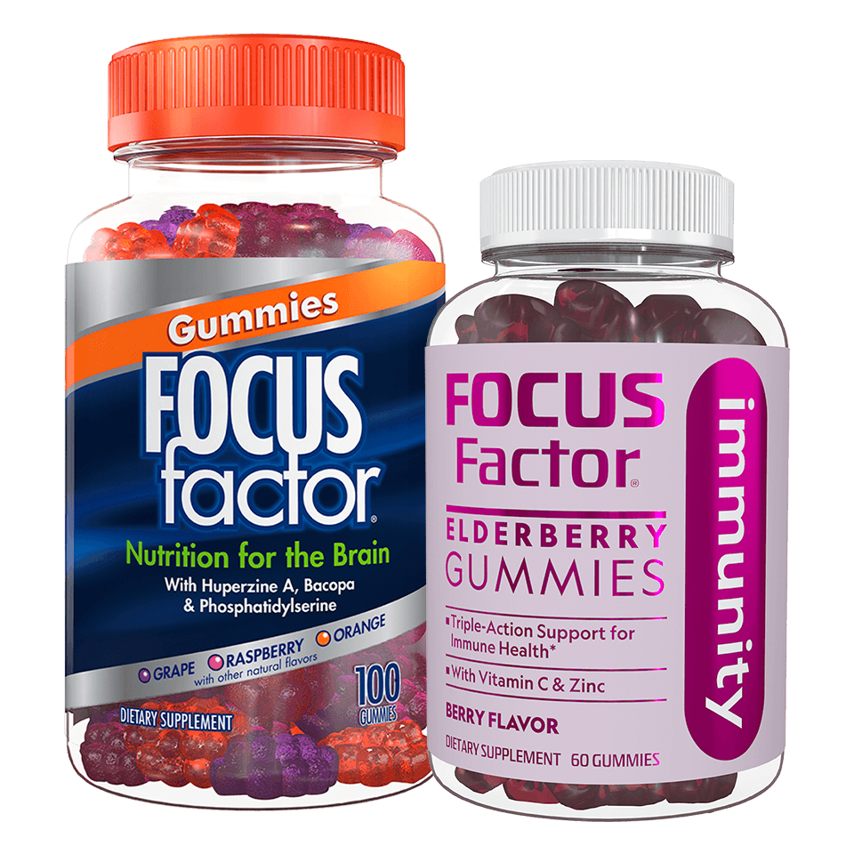 Focus Factor® Gummies