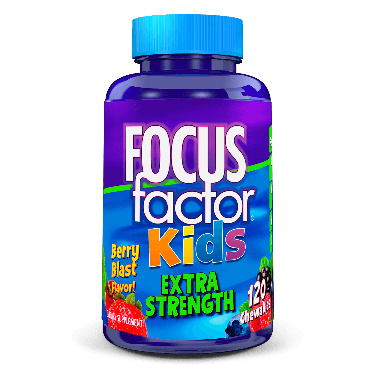 Increase Attention With Brain Supplements For Kids Focus Factor