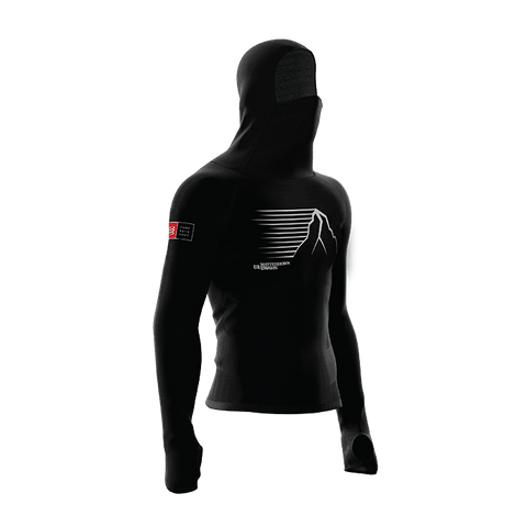 Compressport - 3D Thermo Ultralight Racing Hoodie - ULTRAKS 2018