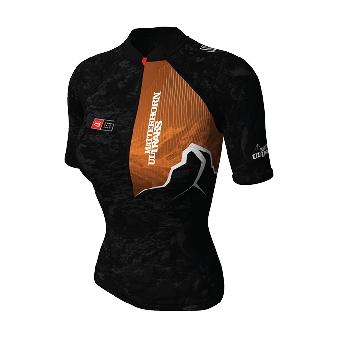 Compressport - Trail Running Postural SS Top W - ULTRAKS 2018