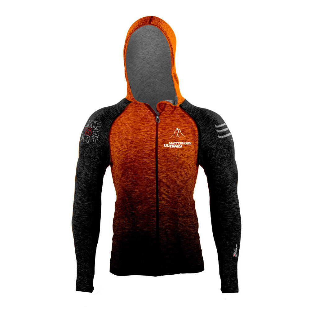 Compressport Hoodie Zip - ULTRAKS 2018