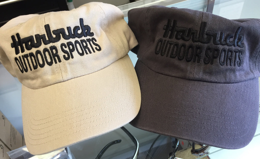 Harbuck Outdoor Sports 100% Cotton Cap