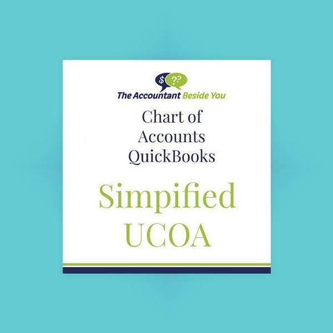 Bundle Paperback / Simplified UCOA Quickbooks for Nonprofit System Bundle. Includes Book, Handbook, and all Premium Downloads [Book plus Downloads]