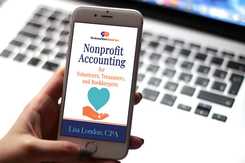 e-Book Add On- Nonprofit Accounting