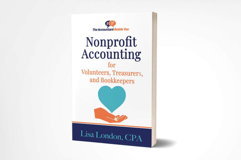 Book Paperback / Book only Nonprofit Accounting for Volunteers, Treasurers, and Bookkeepers