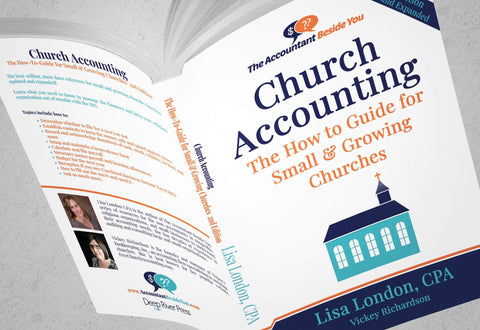 Book Paperback Church Accounting for Small & Growing Churches 2nd Edition