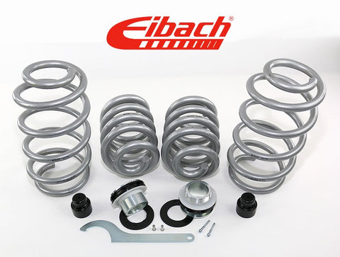 EIBACH ADJUSTABLE LIFT SPRINGS FOR VW CAMPER + 35MM T6.1