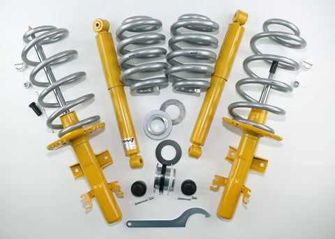 KONI LIFT DAMPERS AND EIBACH SPRINGS – VW (T26-T30)