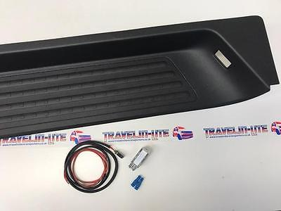 T5 T5.1 T6 T6.1 Kombi Side Step, Light Unit & Wiring Kit Sliding Door Genuine