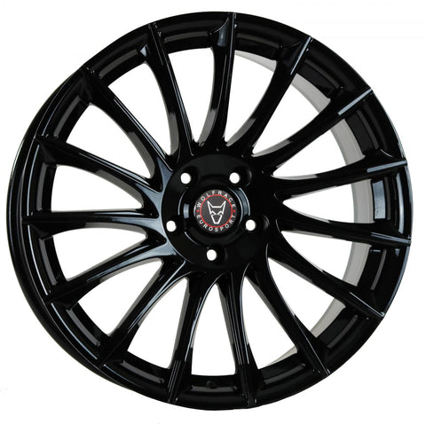 "WOLFRACE AERO 20"" WHEELS (GLOSS BLACK)"