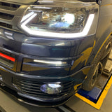 T5.1 LIGHTBAR HEADLIGHTS AND DRL KIT 10-15