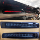T5 T5.1 T6 T6.1 Twin Rear Doors Smoked Led 3rd Brake Light Great Quality Transport