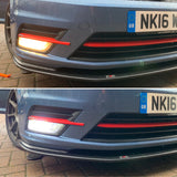 VW Caddy LED Fog Light Bulbs & Resistors 2016 on