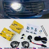 T5.1 Fog Light Kit 2010 - 2015 (without fog covers)