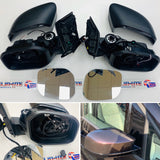 Caddy Life Wing Mirrors Upgrade 2016 Onwards (Fits 2004 - 2015) Elec Heated