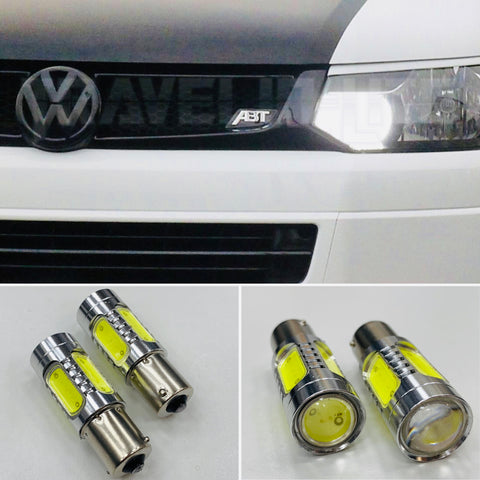 T5.1 LED DRL Headlight Upgrade Bulbs (super bright)
