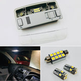 T5 T5.1 T6 Interior Map Reading Light Unit & LED Upgrade Bulbs