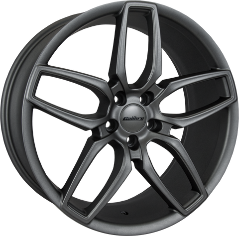 "CALIBRE CC-U 20"" WHEEL & TYRE PACKAGE (GUNMETAL)"
