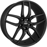 "CALIBRE CC-U 20"" WHEEL & TYRE PACKAGE (MATTE BLACK)"