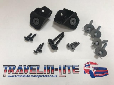 T5 To T5.1 Transporter Facelift Front Panel & Headlight Fixings Genuine Parts