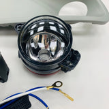 VW T5 Caravelle LED Fog Light Kit 2003-2009 Superb Quality