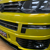 T5.1 Chrome Styling Front Bumper Strip Trim for Lower Grille & DRL