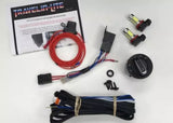 T6 Fog Light Wiring Kit, Switch & LED Bulbs