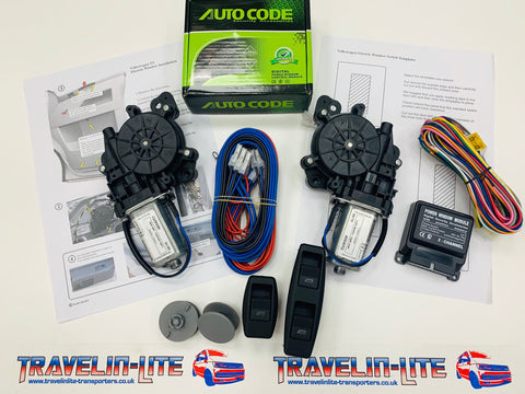 T5 Electric Window Kit with One Touch Module