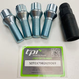 T5 Transporter TPi Locking Wheel Nuts M14 X 1.50 32MM Great Quality
