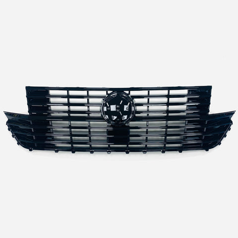 T6.1 Front Grille Gloss Black ABS