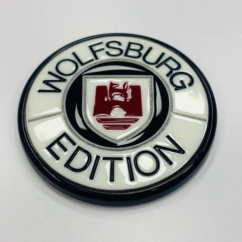 Wolfsburg Edition Badge