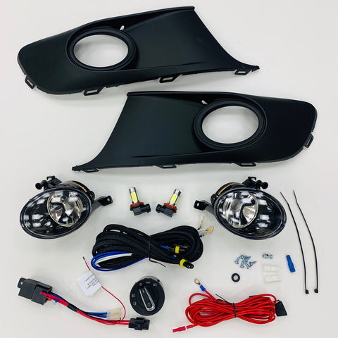 Caddy Fog Light Kit (2011-2014)