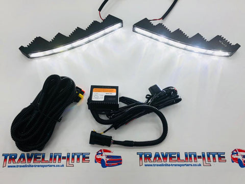 T5.1 Transporter Led DRL Lamps & Module Great Quality Brand New