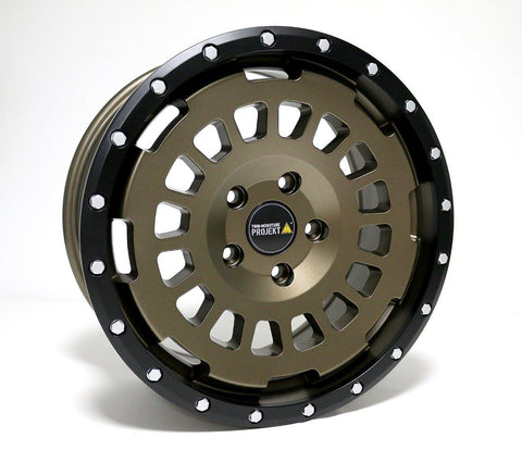 17″ TWIN MONOTUBE PROJEKT AT SWAMPER WHEEL EARTH X 4