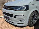 T5.1 Splitter ABT-style ABS Plastic w. mesh grille 2010 - 2015