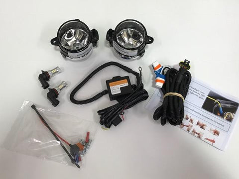T5 LED DRL Fog Light Kit (2003 - 2009)
