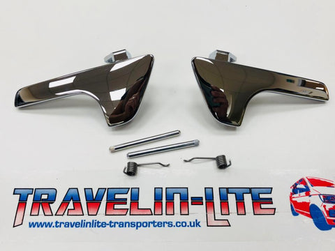 T5 Genuine Interior Chrome Door Handles Brand New