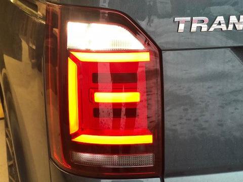 T6 LED Rear Reversing Bulbs