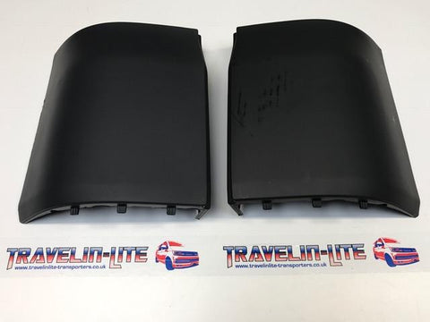 T5 Tailgate Trims / Covers Smooth Primed