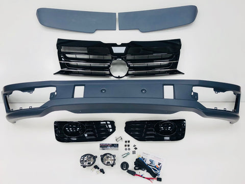 T5.1 Sportline Package w. Fog Light Kit