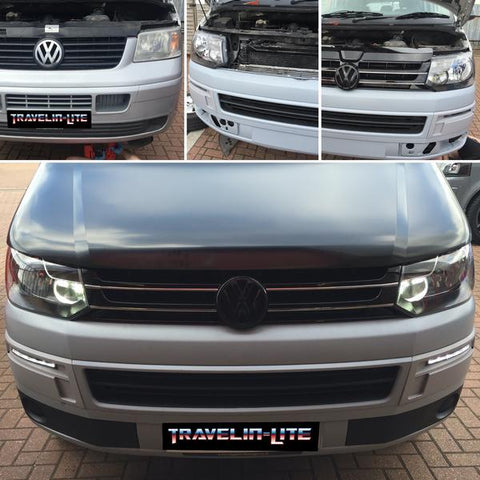 T5 - T5.1 Facelift Conversion Upgrade Package (DRL KIT)