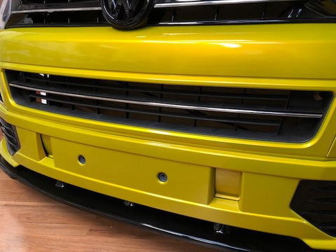 T5.1 Chrome Styling Front Bumper Strip / Trim for Lower Grille