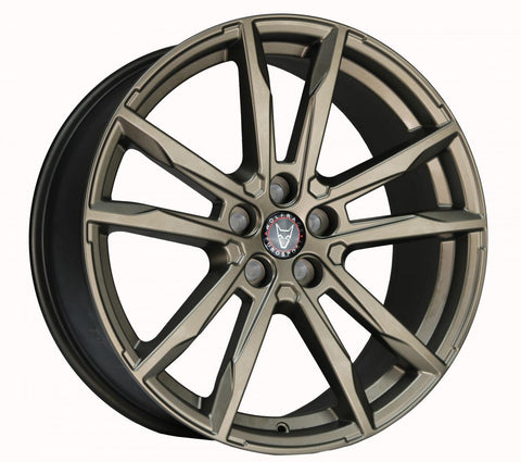 "Wolfrace Dortmund 20"" wheel & tyre package (Matte Bronze)"