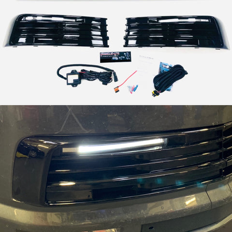 T6 DRL Kit (Gloss black covers)