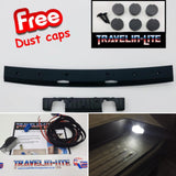 T5 T5.1 T6 T6.1 Kombi Step & Threshold Cover With Light & harness [Tailgate & Twin rear options]