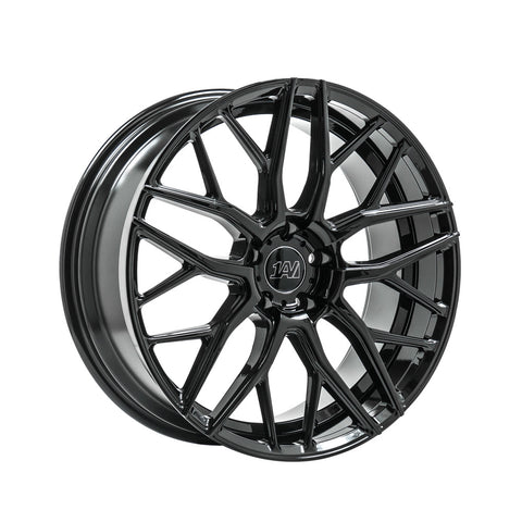 "Transporter 1AV ZX11 20"" wheels only Gloss Black"